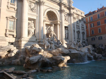 Trevi Fountain,Rome