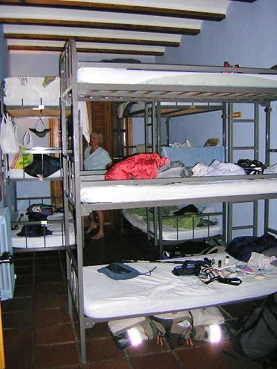 Triple Bunks